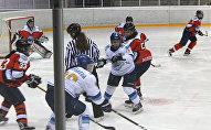 Финал казахстанских хоккейных клубов Томирис и Айсулу