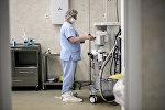 Медсестра в больнице. Архивное фото