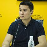 Активист Айбек Жангазиев