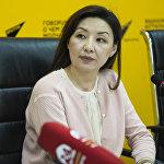 Активист Назира Бейшеналиева