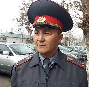 Ош ШИИБдин маалымат катчысы Замир Сыдыков
