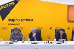 О работе столичных маршруток рассказали в пресс-центре Sputnik Кыргызстан