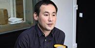 Основатель общественного фонда Pro Art Максат Сыдыков. Архивное фото