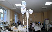 Реанимация клинической больницы. Архивное фото