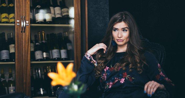 Профессиональная модель из Украины Алиса Саросек