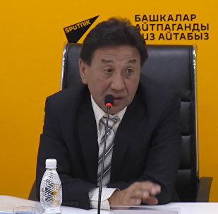 Закрыв Дыйкан, мэрия потеряет крупнейший оптовый рынок — Ташибаев