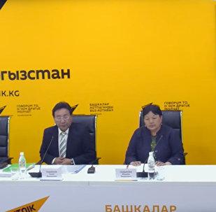 О ситуации вокруг закрытияДыйкана рассказали в пресс-центре Sputnik Кыргызстан