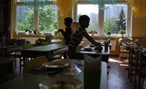 Воспитанники детского сада. Архивное фото