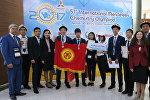 Кыргызстандык эки окуучу Астана шаарында өткөн 51чи Эл аралык Менделеев олимпиадасында эки коло медалга ээ болду
