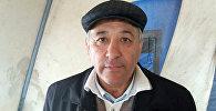 Руководитель мобильной группы медиков Бактияр Ташланов