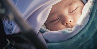 Младенец. Архивное фото