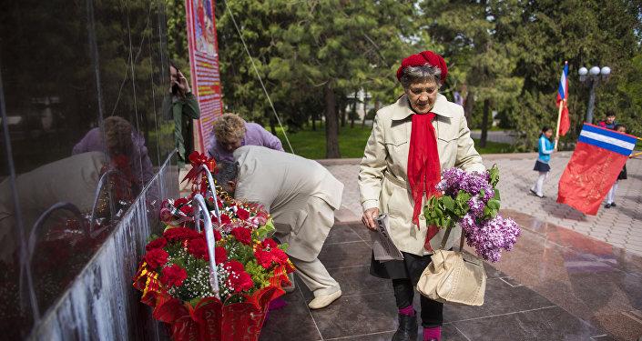 Это традиционный ежегодный митинг коммунистов
