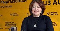 Свадебный фотограф Валерия Вартанова во время интервью ИА Sputnik Кыргызстан