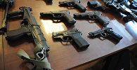 Огнестрельное оружие. Архивное фото