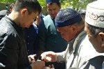 1-май Эмгекчилердин эл аралык тилектештик күнү Баткен районунун Кара-Бак айылында майрамдалды