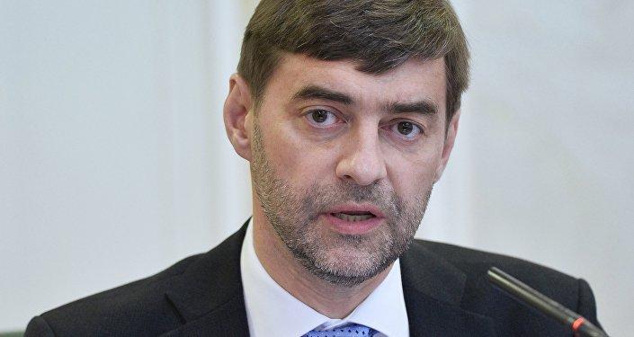 Депутат Государственной Думы, член комитета по международным делам Сергей Железняк. Архивное фото