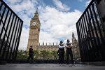 Лондондогу парламент имараты. Архив