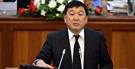 Аривное фото депутата ЖК Бахадыра Сулейманова