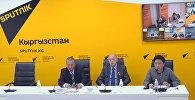 О сохранении истории ВОВ рассказали в пресс-центре Sputnik Кыргызстан