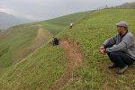 В Кара-Кульджинском сельском округе одноименного района Ошской области возможен сход оползня