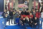 Кыргызстанцы заняли второе общекомандное место на Чемпионате мира по панкратиону в Москве