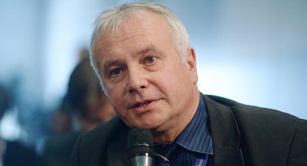 Политолог, старший советник президента германо-российской Внешнеторговой Палаты Александр Рар. Архивное фото