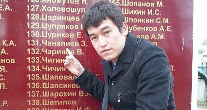 Таятам Жандар Чыналиевдин көрүстөнүн Россиянын Демидов шаарынан таап, үй-бүлөбүз менен куран окутуп келдик