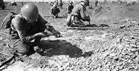 Солдаты Великой Отечественной Войны. Архивное фото