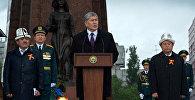 Архивное фото президента Алмазбека Атамбаева