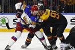 Сборная России по хоккею в понедельник ночью обыграла команду Германии в рамках группового этапа чемпионата мира
