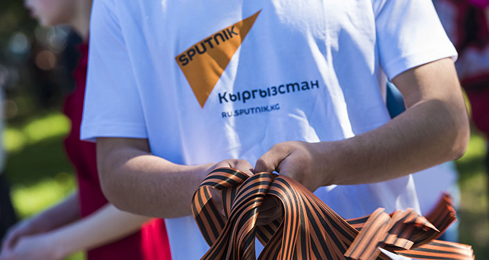 Акция началась 9 мая в 9.00 в парке Победы имени Даира Асанова (Южные ворота), где проходил сбор участников Бессмертного полка