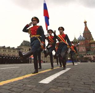 LIVE: Парад Победы на Красной площади в Москве