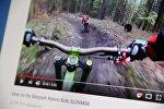 Youtube сайтынан Dušan Vinžík колдонуучунун бетинен тартылып калган кадр