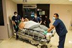 Дүйнөдөгү эң семиз эркек киши Хуан Педро Франко операция алдында