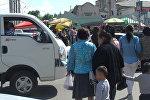 Если чувствуешь себя бесполезным, посмотри на... светофор на Ошском рынке