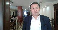 Заместитель председателя Государственного комитета информационных технологий и связи Эшмамбет Аматов. Архивное фото