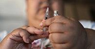 Кант диабети менен ооруган аял. Архив