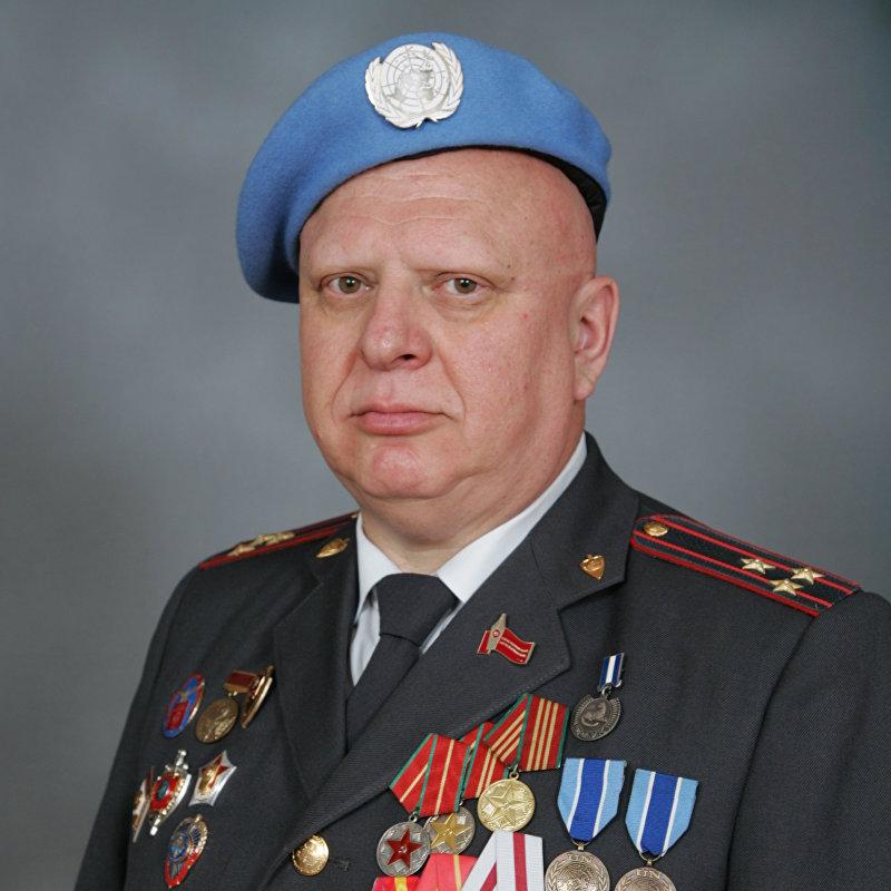 Писатель из Кыргызстана Александр Зеличенко. Архивное фото