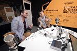 Известный теноры в КР Марат Ибраев и Жениш Ысманов