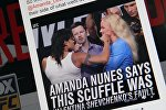 Twitter социалдык тармагынын FOX Sports: UFC каналынан тартылып алынган кадр