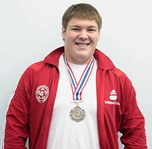 Участник Олимпиады-2016, бронзовый призер чемпионата Азии, дзюдоист Юрий Краковецкий. Архив