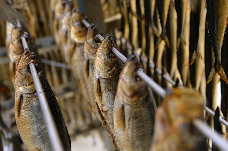 Предприятие по переработке рыбы Русская рыбная фактория в Москве