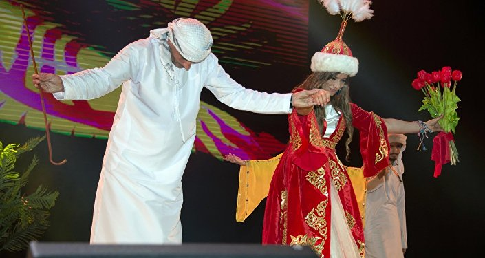 Финал международного смотра прошел накануне в одном из залов торжеств эмиратского мегаполиса.