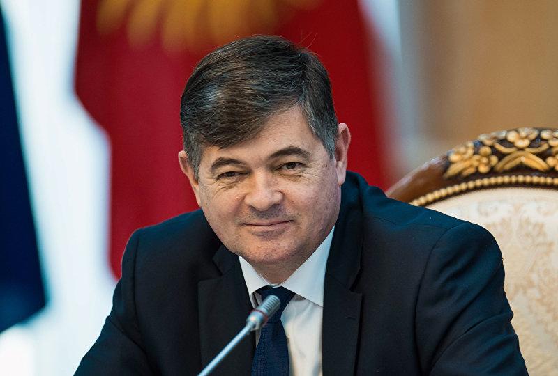 Вице-премьер-министр КР Олег Панкратов утвержден председателем Совета Евразийской экономической комиссии