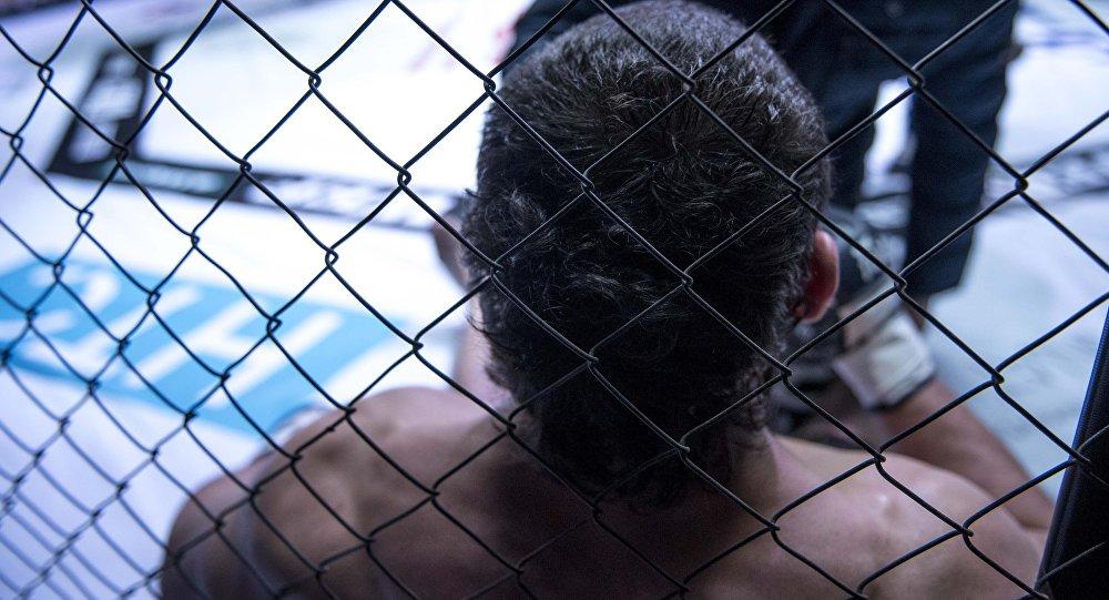 Боец MMA нокаутировал конкурента на 4-ой секунде боя