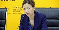 Эмгек жана социалдык өнүгүү министрлигинин Үй-бүлө жана баланы коргоо башкармалыгынын жетекчиси Жаңыл Жумабаева