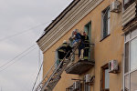 Обрушение дома в Волгограде