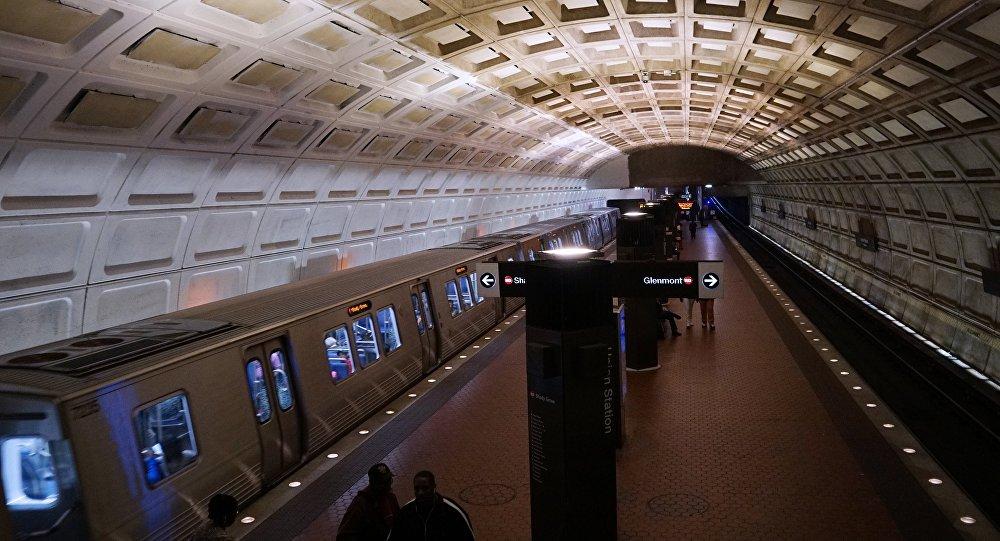 Вашингтонский вокзал Юнион-Стейшн. Архивное фото