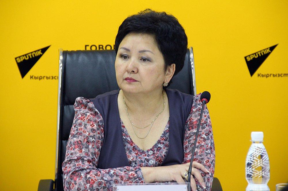Пресс-конференция Защита детства. О судьбах детей из КР, усыновленных иностранцами