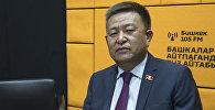 КСДП фракциясынын депутаты, Акун пансионатынын ээси Чыныбай Турсунбеков